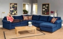 Right Chaise w/Sectional: