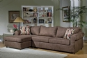 2 Piece Sectional: