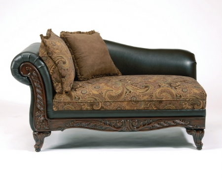 Momentum Burgundy Chaise Lounge Or San Marino Silas Raisin Lounge Trim In Brown Bicast Leather