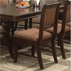 HD wallpapers merlot 9 piece formal dining room set table 8 chairs