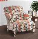 100 Olivia Accent Chair  ~ Choice of Colors