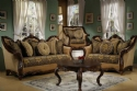 French Victorian Sofa, Loveseat, & Chair ~Imported