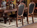 Side Chair With Chenille Seat (Set of 2) Chateau D