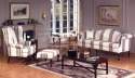 Queen Anne Loveseat  - Chippendale Furniture