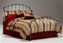 Sterling Platinum Metal Bed Set ~ King