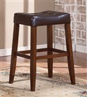 "Portman Saddle 24"" Stool"