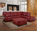 Soho Cardinal Bonded Right Facing Sectional