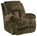 Catnapper Drifter Chaise Rocker Recliner in Sage