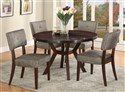 Kayla 5 Piece Dining Table and Chair Set