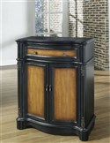 Pulaski Chest in Black Truffle Finish