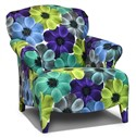 100 Ellie Accent Chair  ~ Choice of Colors