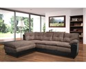 162 Zoey Collection Sectional - Choice of Colors