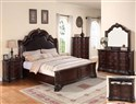 Crown Mark Furniture Sheffield  Queen Bed