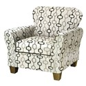 3010-HANDCUFF ACCENT CHAIR Handcuff Trance