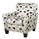 SERTA UPHOLSTERY 3010 ROXANNE RIO ACCENT CHAIR