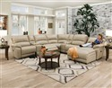 7-Piece Sectional: Faulkner Champagne