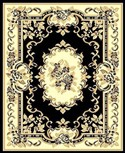 RT117 Taj Mahal #117 Area Rug (8