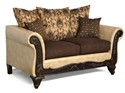 6100 Isabella Loveseat Collection